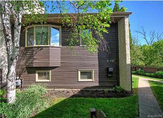 Photo 1: 601 St Anne's Road in Winnipeg: Meadowood Condominium for sale (2E)  : MLS®# 1713660