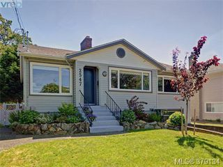 Photo 19: 2547 Scott St in VICTORIA: Vi Oaklands House for sale (Victoria)  : MLS®# 761489