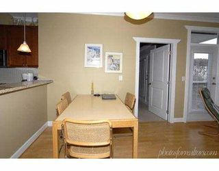 """Photo 4: 4600 WESTWATER Drive in Richmond: Steveston South Condo for sale in """"COPPER SKY"""" : MLS®# V628656"""
