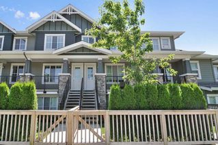 "Photo 1: 43 2138 SALISBURY Avenue in Port Coquitlam: Glenwood PQ Townhouse for sale in ""SALISBURY LANE"" : MLS®# R2193181"