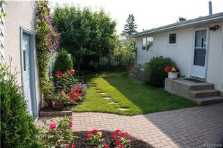 Photo 18: 1186 Markham Road in Winnipeg: Waverley Heights Residential for sale (1L)  : MLS®# 1728902
