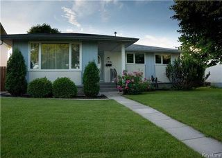 Photo 1: 1186 Markham Road in Winnipeg: Waverley Heights Residential for sale (1L)  : MLS®# 1728902