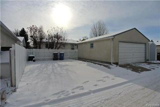 Photo 17: 1186 Markham Road in Winnipeg: Waverley Heights Residential for sale (1L)  : MLS®# 1728902