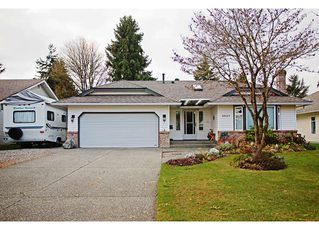 Photo 1: 8827 157TH STREET in Surrey: Fleetwood Tynehead House for sale : MLS®# R2221835