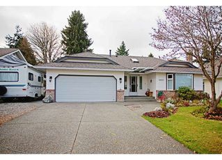 Photo 2: 8827 157TH STREET in Surrey: Fleetwood Tynehead House for sale : MLS®# R2221835