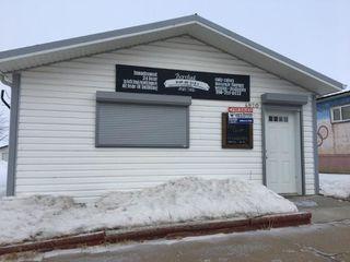 Main Photo: 4920 50 Street: Holden Office for sale : MLS®# E4091376