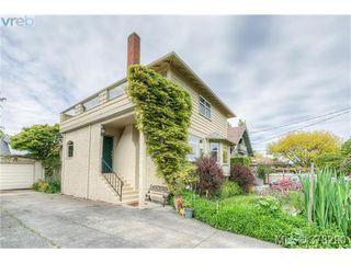 Photo 3: 22 Cambridge Street in VICTORIA: Vi Fairfield West Residential for sale (Victoria)  : MLS®# 378290