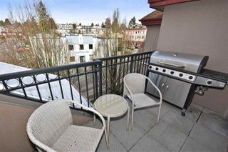 "Photo 9: 402 588 TWELFTH Street in New Westminster: Uptown NW Condo for sale in ""The Regency"" : MLS®# R2242591"