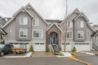 Main Photo: 59 5965 Promontory Road in Chilliwack: Promontory Townhouse for sale : MLS®# R2243224