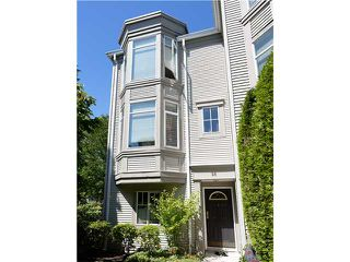 Photo 1: # 28 6179 NO 1 RD RD in Richmond: Terra Nova Townhouse for sale : MLS®# V1017540