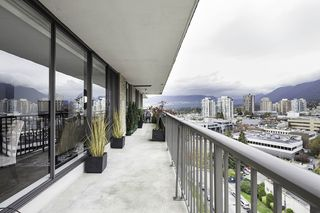 Photo 12: 1403 140 E KEITH Road in North Vancouver: Central Lonsdale Condo for sale : MLS®# R2246444