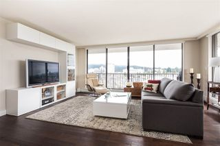 Photo 2: 1403 140 E KEITH Road in North Vancouver: Central Lonsdale Condo for sale : MLS®# R2246444