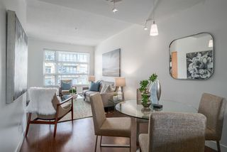 "Photo 3: 204 5632 KINGS Road in Vancouver: University VW Townhouse for sale in ""GALLERIA"" (Vancouver West)  : MLS®# R2255313"