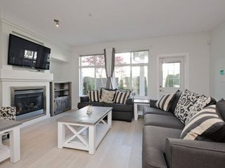 "Photo 3: 102 20449 66 Avenue in Langley: Willoughby Heights Townhouse for sale in ""Natures Landing"" : MLS®# R2260728"