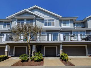 "Photo 1: 102 20449 66 Avenue in Langley: Willoughby Heights Townhouse for sale in ""Natures Landing"" : MLS®# R2260728"