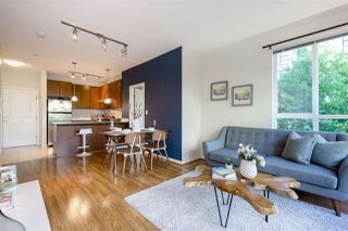 Photo 3: 208 3551 FOSTER Avenue in Vancouver: Collingwood VE Condo for sale (Vancouver East)  : MLS®# R2291555