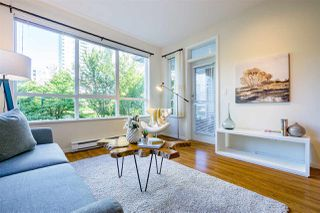 Photo 1: 208 3551 FOSTER Avenue in Vancouver: Collingwood VE Condo for sale (Vancouver East)  : MLS®# R2291555