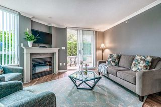 "Photo 9: 106 1199 EASTWOOD Street in Coquitlam: North Coquitlam Condo for sale in ""The Selkirk"" : MLS®# R2302782"