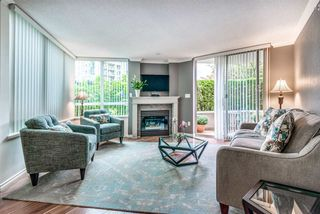 "Photo 8: 106 1199 EASTWOOD Street in Coquitlam: North Coquitlam Condo for sale in ""The Selkirk"" : MLS®# R2302782"