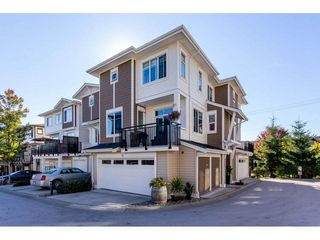 """Photo 1: 14 19433 68 Avenue in Surrey: Clayton Townhouse for sale in """"The Grove"""" (Cloverdale)  : MLS®# R2310505"""