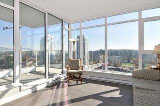 "Main Photo: 1807 520 COMO LAKE Avenue in Coquitlam: Coquitlam West Condo for sale in ""Crown"" : MLS®# R2318719"