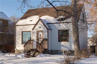 Photo 1: 79 Fifth Avenue in Winnipeg: St Vital Residential for sale (2D)  : MLS®# 1901612