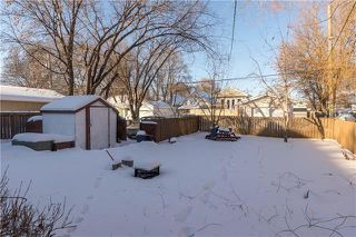 Photo 20: 79 Fifth Avenue in Winnipeg: St Vital Residential for sale (2D)  : MLS®# 1901612
