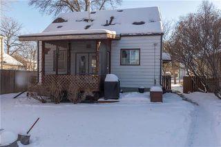 Photo 19: 79 Fifth Avenue in Winnipeg: St Vital Residential for sale (2D)  : MLS®# 1901612
