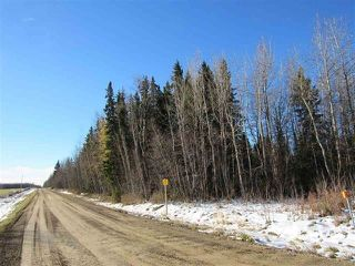 Main Photo: 53518 R. Rd.35: Rural Lac Ste. Anne County Rural Land/Vacant Lot for sale : MLS®# E4142090
