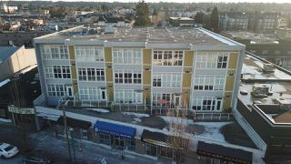 """Photo 1: 308 20238 FRASER Highway in Langley: Langley City Condo for sale in """"THE MUSE"""" : MLS®# R2340272"""