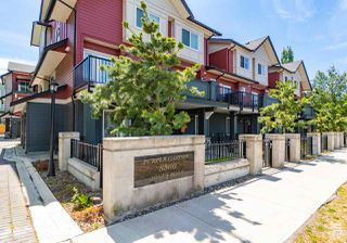 """Main Photo: 12 8560 JONES Road in Richmond: Brighouse South Townhouse for sale in """"PURPLE GARDEN"""" : MLS®# R2342152"""