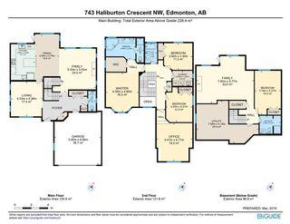 Photo 30: 743 HALIBURTON Crescent in Edmonton: Zone 14 House for sale : MLS®# E4147257