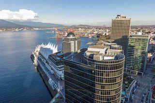 "Photo 19: 3703 1011 W CORDOVA Street in Vancouver: Coal Harbour Condo for sale in ""Fairmont Pacific Rim"" (Vancouver West)  : MLS®# R2356051"
