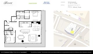 "Photo 20: 3703 1011 W CORDOVA Street in Vancouver: Coal Harbour Condo for sale in ""Fairmont Pacific Rim"" (Vancouver West)  : MLS®# R2356051"