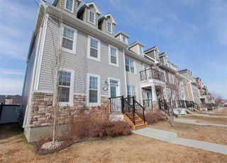 Photo 1: 9832 105 Avenue: Morinville Attached Home for sale : MLS®# E4150801