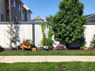 Photo 28: 9832 105 Avenue: Morinville Attached Home for sale : MLS®# E4150801