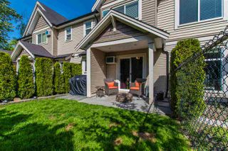 """Photo 18: 18 46832 HUDSON Road in Sardis: Promontory Townhouse for sale in """"CONERSTONE HAVEN"""" : MLS®# R2366994"""