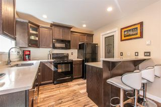 """Photo 4: 18 46832 HUDSON Road in Sardis: Promontory Townhouse for sale in """"CONERSTONE HAVEN"""" : MLS®# R2366994"""