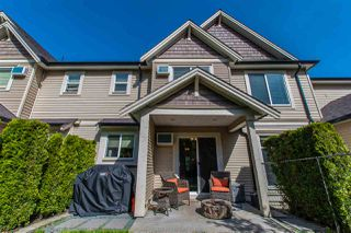 """Photo 20: 18 46832 HUDSON Road in Sardis: Promontory Townhouse for sale in """"CONERSTONE HAVEN"""" : MLS®# R2366994"""