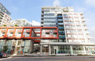"Main Photo: 805 161 E 1ST Avenue in Vancouver: Mount Pleasant VE Condo for sale in ""BLOCK 100"" (Vancouver East)  : MLS®# R2367711"