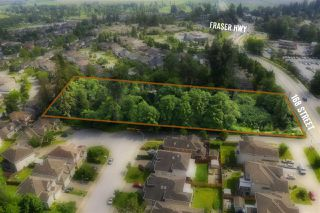 Photo 2: 8120 168 Street in Surrey: Fleetwood Tynehead Land for sale : MLS®# R2373242
