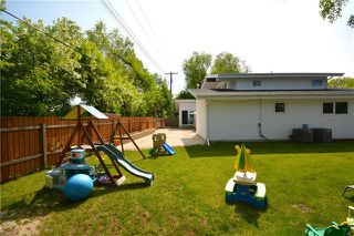 Photo 19: 47 Forest Park Drive in Winnipeg: Residential for sale (4G)  : MLS®# 1914823