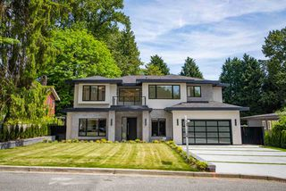 Main Photo: 8282 BURNLAKE Drive in Burnaby: Government Road House for sale (Burnaby North)  : MLS®# R2383009