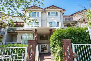 Photo 1: 113 5355 BOUNDARY Road in Vancouver: Collingwood VE Condo for sale (Vancouver East)  : MLS®# R2402137