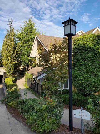 "Main Photo: 8 6878 SOUTHPOINT Drive in Burnaby: South Slope Townhouse for sale in ""CORTINA"" (Burnaby South)  : MLS®# R2402508"