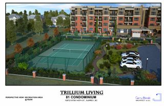 "Photo 2: 407 10688 140 Street in Surrey: Whalley Condo for sale in ""TRILLIUM LIVING"" (North Surrey)  : MLS®# R2424943"