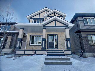Main Photo: 4027 Allan Crescent in Edmonton: Zone 56 House for sale : MLS®# E4187440