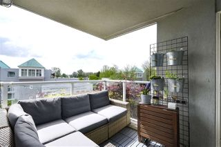 "Photo 7: 210 8430 JELLICOE Street in Vancouver: South Marine Condo for sale in ""BOARDWALK"" (Vancouver East)  : MLS®# R2453487"