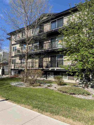 Photo 1: 303 11827 105 Street in Edmonton: Zone 08 Condo for sale : MLS®# E4196544