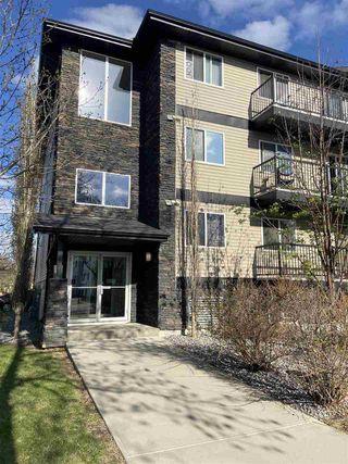 Photo 2: 303 11827 105 Street in Edmonton: Zone 08 Condo for sale : MLS®# E4196544